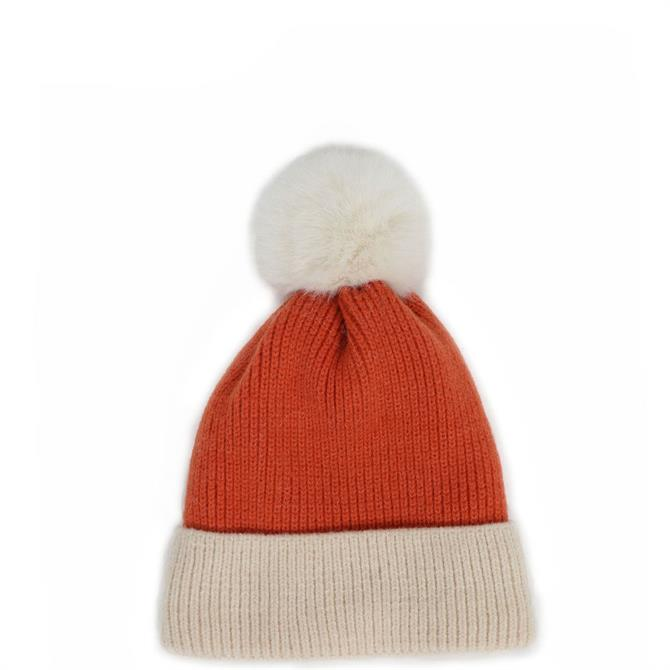 Powder Designs Bonnie Pom Pom Hat